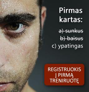 pirma_treniruote