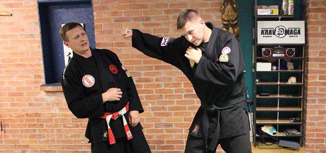 Hanshi Paweł Handzlik seminaras Ju Jutsu