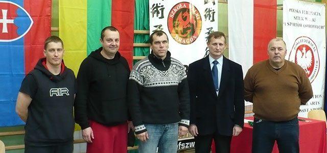 Išvyka į Koryu-Bujutsu organizacijos renginį Lenkijoje