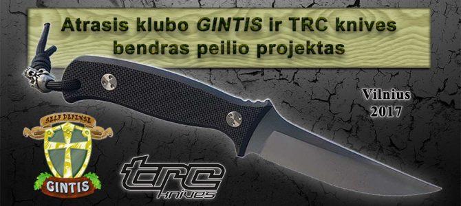 GINTIS & TRC NAUJO SEZONO PROJEKTAS