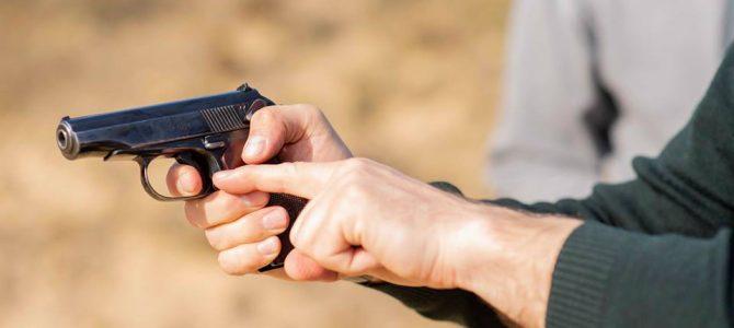 Šaudymas lauko šaudykloje